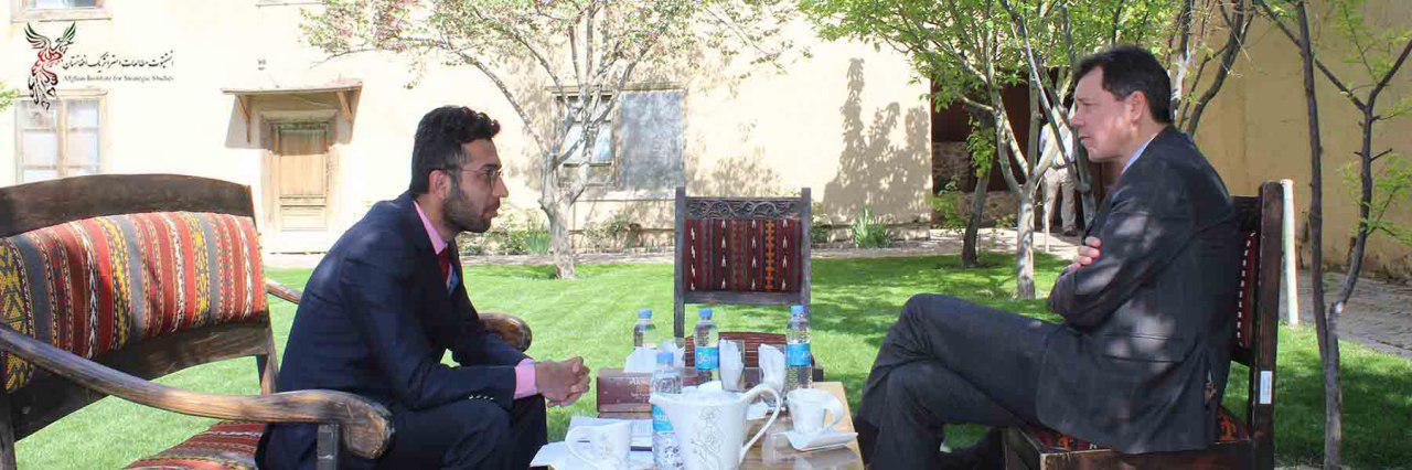 UN Diplomat Visits AISS