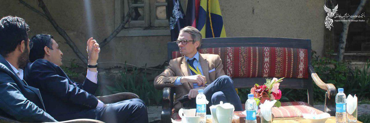 Swedish Ambassador Visits AISS