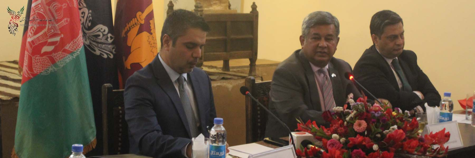 "AISS Holds Lecture on ""Sri Lanka's Experience in Counter-Insurgency and Peace Process"""
